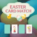 Easter Card Match