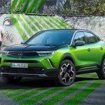 2021 Opel Mokka-e Puzzle