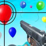 Air Balloon Shooting