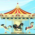 Amusement Park Hidden Stars