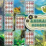 Animals Cards Memory