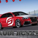 Audi Vehicles Jigsaw