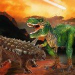 Dinosaurs Fight Jigsaw