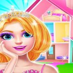 Doll House Decoration – Home Design Game for Girls