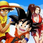 Goku, Luffy & Mai Run