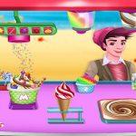 Ice Cream Maker – Make Sweet Frozen Desserts
