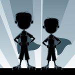 Little Superheroes Match 3