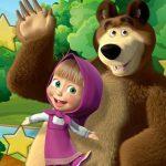 Masha and the Bear Hidden Stars