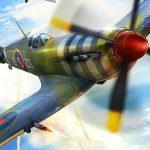 Military Jet Fighter Air Strike