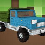 Minecraft Truck Jigsaw