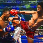 MuayThai Fighters Jigsaw