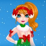 Princess Battle For Christmas Fashion
