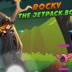 Rocky The Jetpack Boy