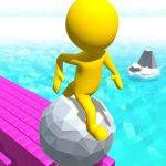 Roll Run 3D – Tap to roll