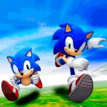 Sonic Jigsaw Puzzle Collection