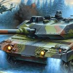 War Tanks Jigsaw Puzzle Collection
