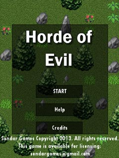 Image Horde of evil